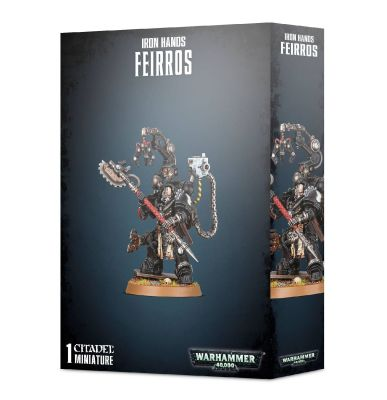 Iron Hands Feirros