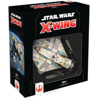 Star Wars: X-Wing 2. Edition - Ghost - Erweiterungspack