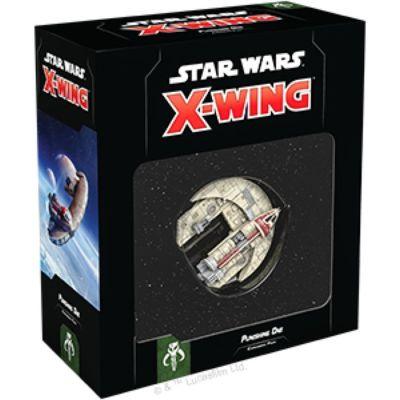 Star Wars: X-Wing 2. Edition - Vollstrecker Eins -...