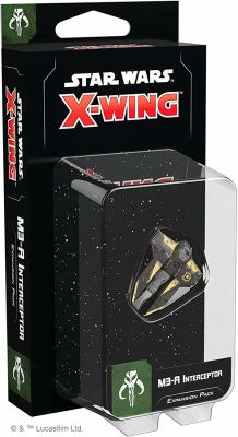 Star Wars: X-Wing 2. Edition - M3-A-Abfangjäger -...