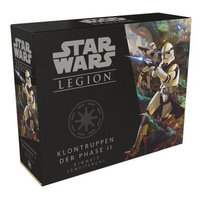 Star Wars: Legion - Klontruppen der Phase 2 verpackung...