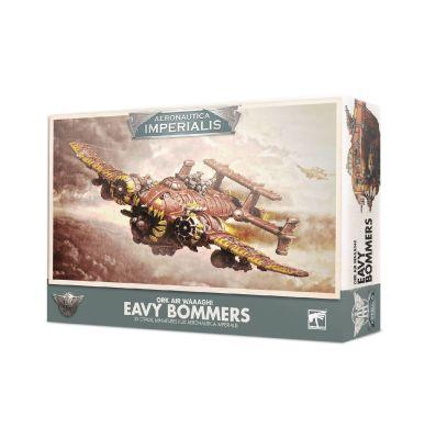 Aeronautica Imperialis: Ork Air Waaagh Eavy Bommerz