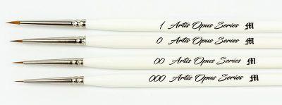 Artis Opus M Series - Brush Size 0