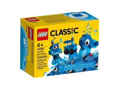 LEGO Classic - 11006 Blaues Kreativ-Set