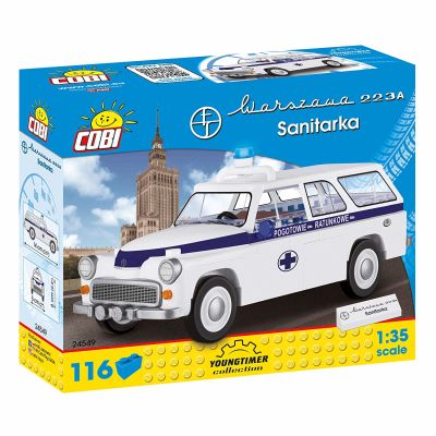 COBI-24549 Warszawa 223 K Ambulance