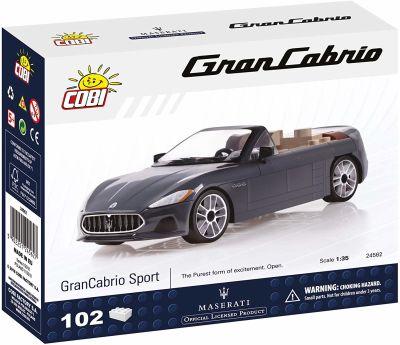 COBI-24562 Maserati Gran Cabrio