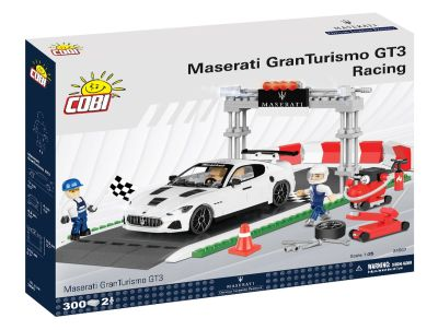 COBI-24567 Maserati Gran Turismo Gt3 R