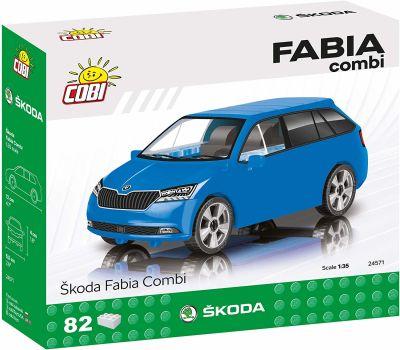 COBI-24571 Skoda Fabia Combi
