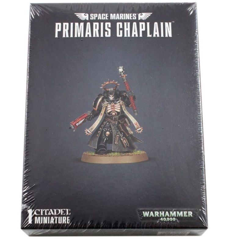 Primaris Chaplain