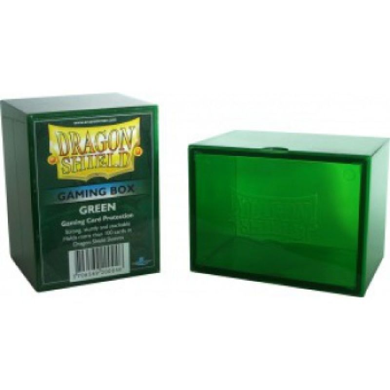 Dragon Shield Gaming Box - Green/Grün