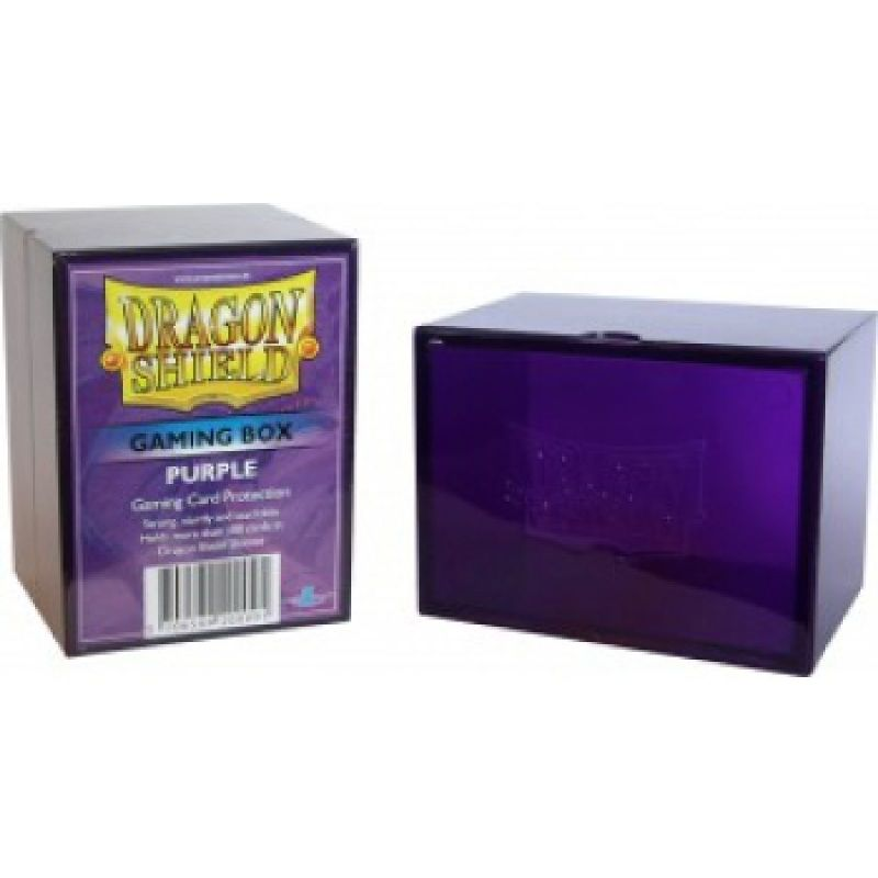 Dragon Shield Gaming Box - Purple/Lila