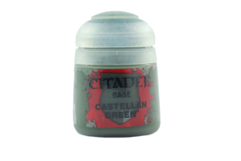Castellan Green Base