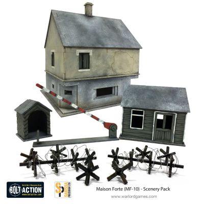 Maison Forte Set