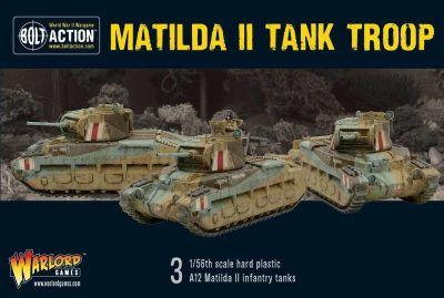 Matilda II Troop