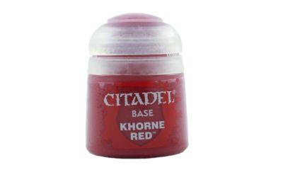 Khorne Red Base