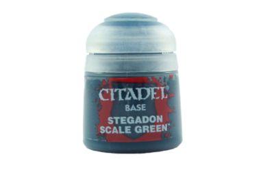 Stegadon Scale Green Base