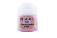 Changeling Pink Dry