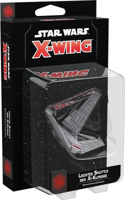 Star Wars: X-Wing 2. Ed. Leichtes Shuttle der Xi-Klasse,...