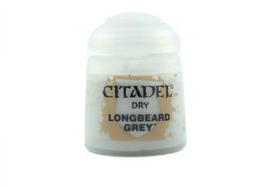 Longbeard Grey Dry