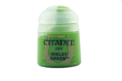 Niblet Green Dry